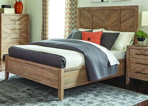 Auburn Bedroom Furniture by Auburn 204611 Living Coaster White Washed
