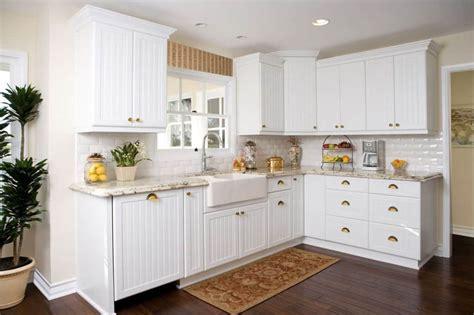 kitchen white beadboard cabinet doors l shaped kitchen using white beadboard cabinet doors and