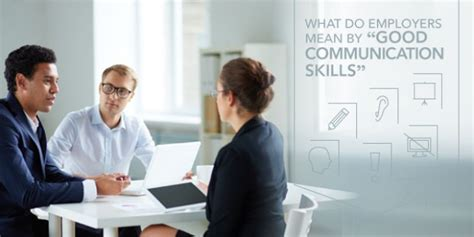 Capella Mba Human Resources by What Employers By Communication Skills