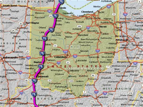 ohio road map image gallery ohio road map 28 images oh 183 ohio 183 domain maps by pat the free open