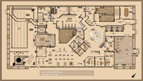 physical layout of a building modern floor layouts in 2d and 3d drawings idea home