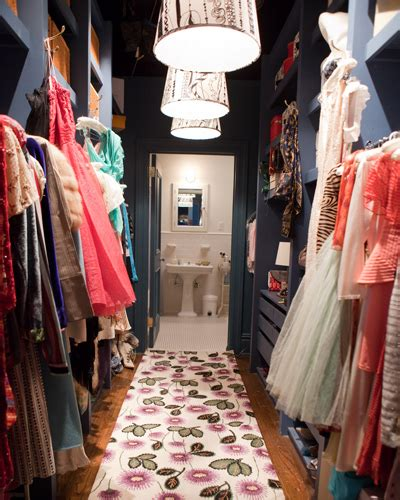 Carries Closet by Leigh Interior Design Satc Carrie Bradshaw S