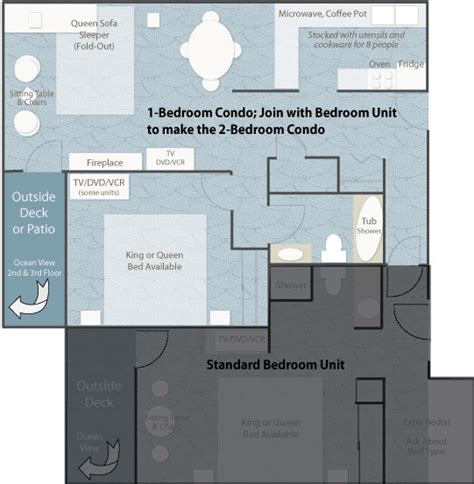 hotel breakers layout our rooms rates the breakers lodging long beach wa