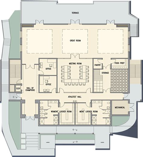 New Home Floor Plans florida institute of technology
