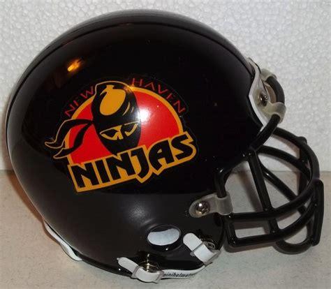 haven ninjas arena football team mini helmet