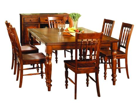 rustic dining room furniture tips to choose the dining table home interior design ideas