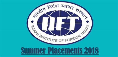 Iift Executive Mba Placements by Iift Mba Placements 2018 Average Stipend Rises To Rs 1 37