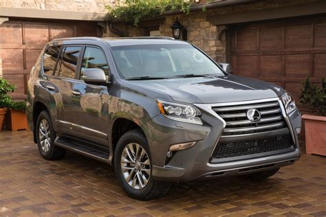 suv lexus 2014 updated 2014 lexus gx suv details and pictures