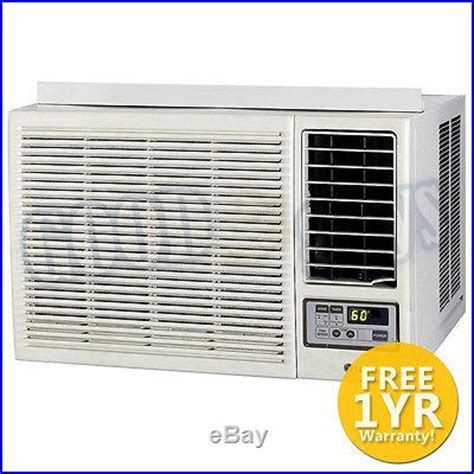 Room Air Conditioners » LG LW1213HR 12,000 BTU Window Air Conditioner Heater with Remote 220V