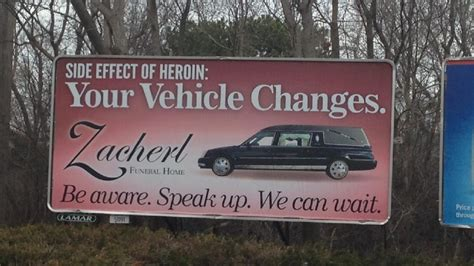 funeral home s billboards send message to save lives wluk