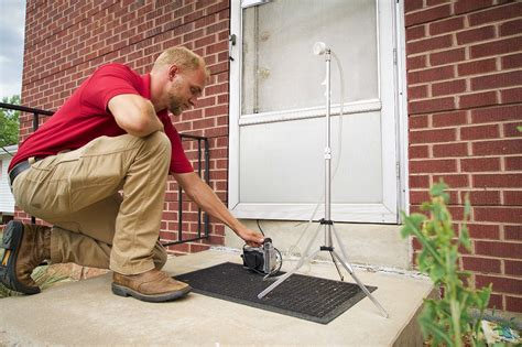 mold inspection mold air sle testing during a home inspection home inspection