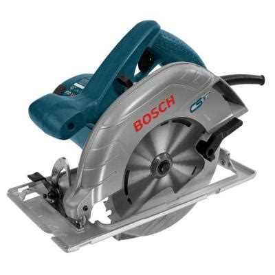 bosch 15 7 1 4 in circular saw cs5 the home depot