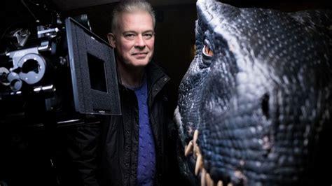 L A Rex jurassic world 2 creature designer neal scanlan takes us