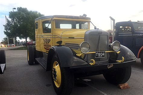 Vintage Truck check out the vintage trucks at the 2018 aths show