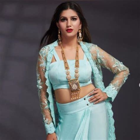sapna choudhary big boss bigg boss 11 s sapna choudhary s bridal photo shoot will