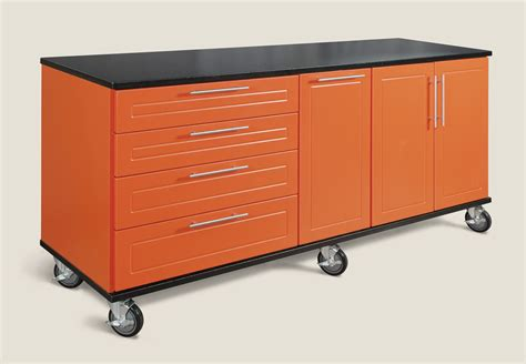 Garage Cabinets And Workbench Mdf Storage Bench Plans Sinpa