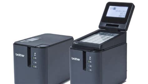 Printer Label Pt P900w Label Maker Pembuat Label Pt P900w p touch pt p900w electronic label maker ebay