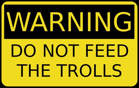 Don T Feed The Trolls Meme - airtalk 174 don t feed the trolls navigating free