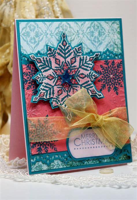 Handmade Merry Cards - handmade card merry stin up