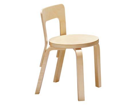 alvar aalto children s chair n65 hivemodern
