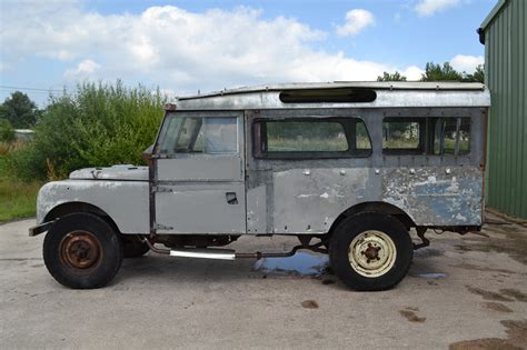 land rover series 1 1958 109 quot with station wagon