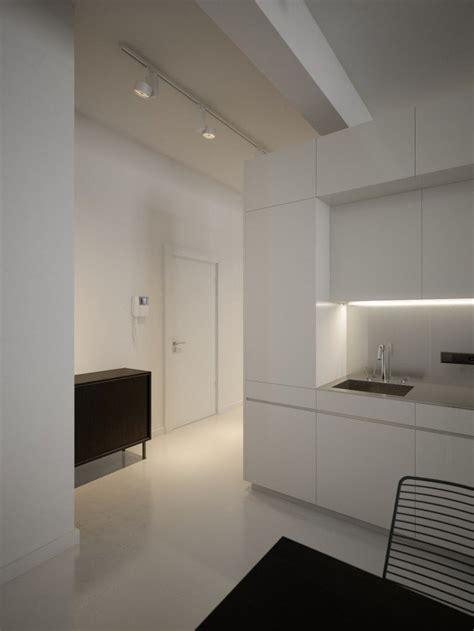desain rumah hitam putih desain interior rumah minimalis perpaduan hitam putih