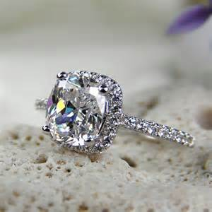 3 Carat Cushion Cut Cushion Cut Cushion Cut Rings 3 Carat