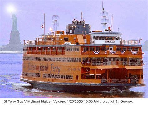 Shp Presiden Ri 1981 the staten island ferry current ferries
