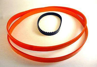 Toothed Drive Belt For Craftsman Bandsaw Model 113 244513
