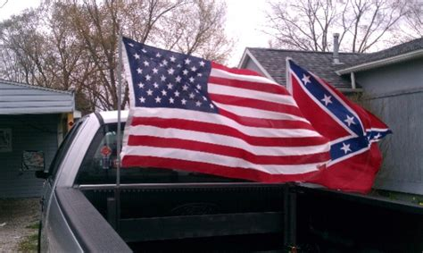 truck bed flag flag mount ford f150 forum community of ford truck fans