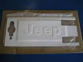 Jeep Jk Spare Tire Delete Jeep Logo Spare Tire Delete Not Your Usual Tr St