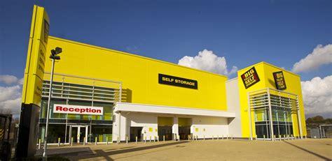 Big Yellow by Big Yellow Self Storage Stockport Hp