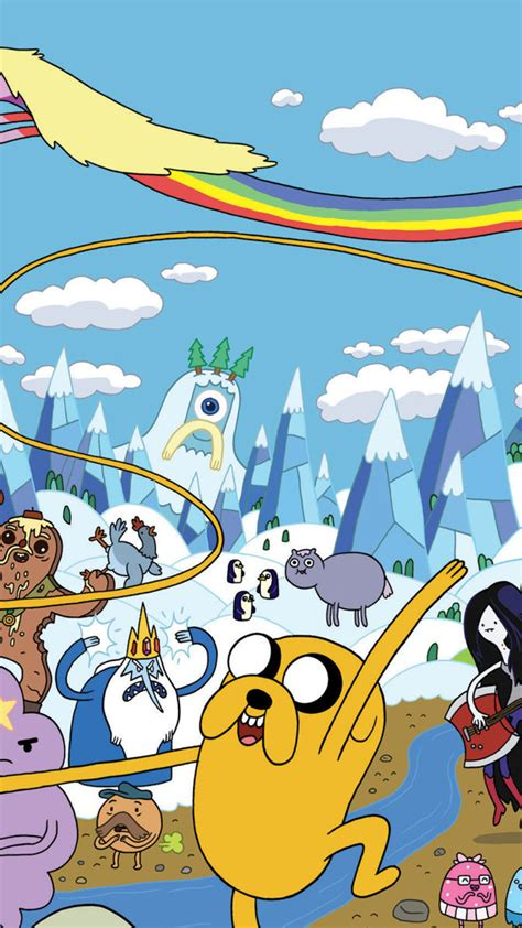 wallpaper for iphone adventure time adventure time wallpaper iphone 6 plus wallpaper sportstle
