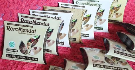 Masker Lulur Roro Mendut lala s indonesia review