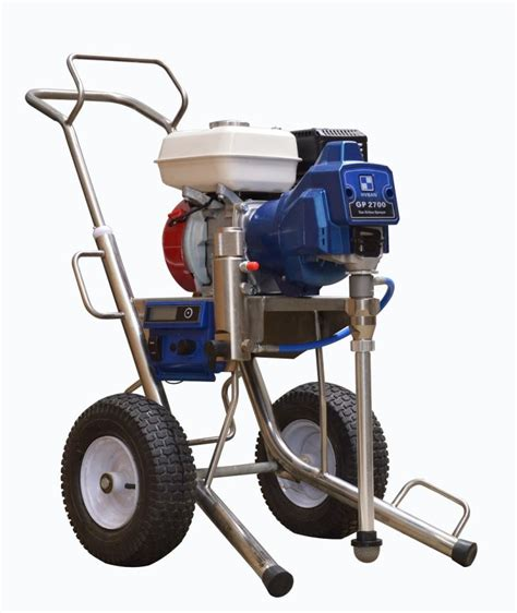 spray paint equipment for sale china petrol airless paint sprayer gp2700 for sale