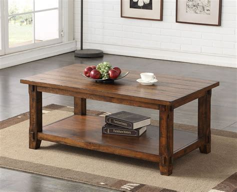 Coffee Table Restoration Restoration Brown Coffee Table From Legends Furniture