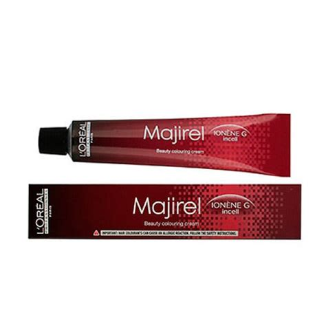 loreal majirel l oreal majirel formula permanent 7 10 ebay new trend is introducing l or 233 al professionnel s advanced cr 232 me gel formula majirel