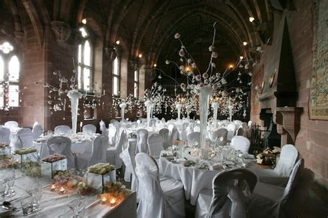 wedding venues prices uk peckforton castle weddings wedding breakfast reception