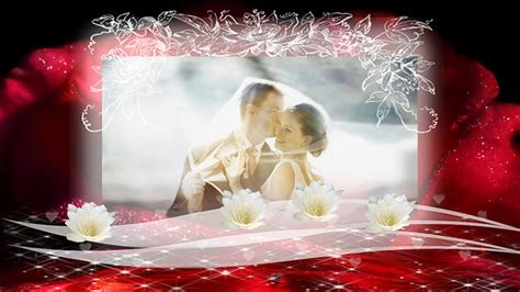 wedding slideshow template best wedding slideshow software package smartshow 3d