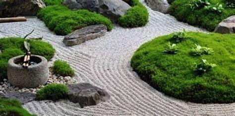 sabbia giardino zen creare un giardino zen giardini orientali