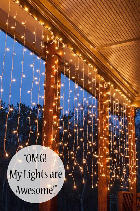 backyard lighting string lights yard envy