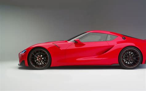 Toyota Ft1 Concept Toyota Ft 1 Concept 2014 Widescreen Car Wallpapers
