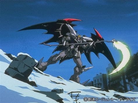 gundam wing wallpaper deathscythe war and peace in the era of ac 195