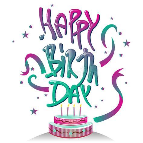 12 happy birthday cake vector images happy birthday cake happy birth day typography logo symbol with cake design