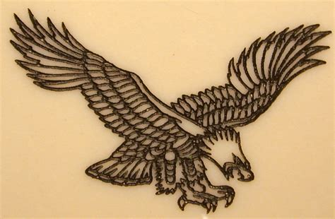 bald eagle tattoo designs eagle design