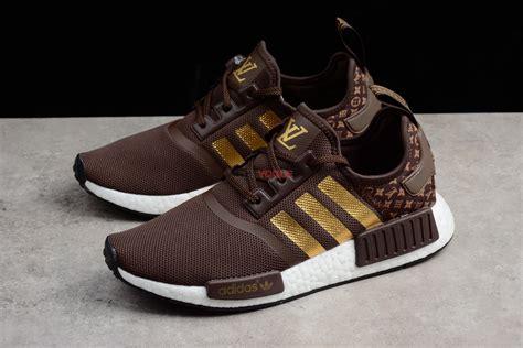 Adidas Nmd R1 X Lv X Supreme adidas x supreme x lv nmd r1 mens uk shoes bags equiptex