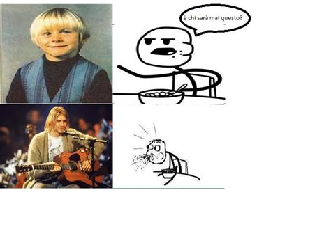Kurt Cobain Meme - the gallery for gt nirvana meme