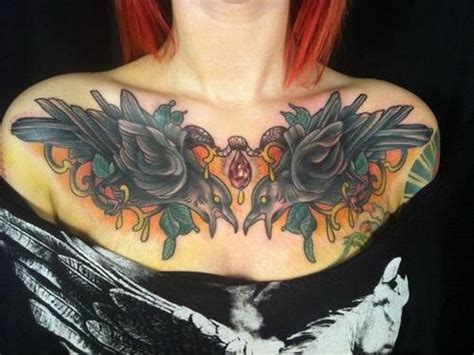 tribal chest piece tattoos 17 best ideas about chest tattoos on