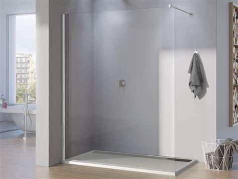 freistehende duschwand glas 100 x 200 cm duschabtrennung - Duschabtrennung Feststehend