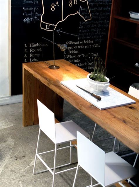 would 2 narrow tables one for laptop desk